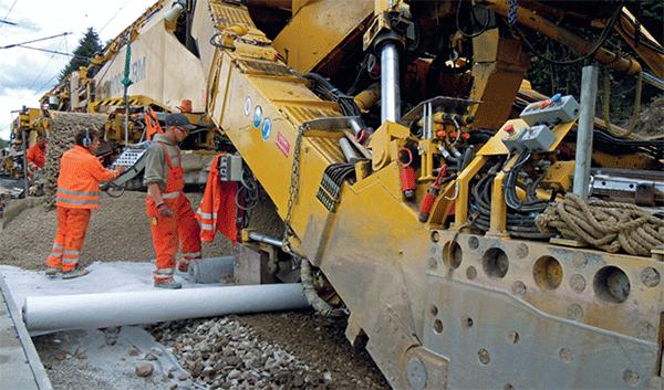 Infraestructuras - Ferrocarriles