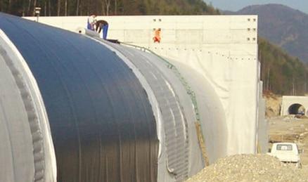 Infraestructuras - Túneles